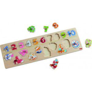 PUZZLE Haba - Puzzle S'Amuser À Compter Les Animaux