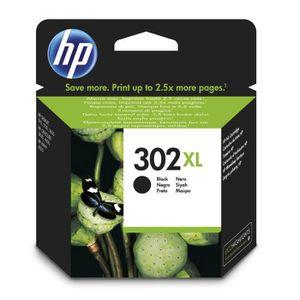 CARTOUCHE IMPRIMANTE HP 302XL cartouche d'encre noire grande capacité,