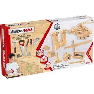 VOITURE À CONSTRUIRE LANSAY Fabrikid Super Kit De Fabrication