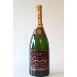 CHAMPAGNE MAGNUM LANSON BRUT 1982 Champagne 150CL
