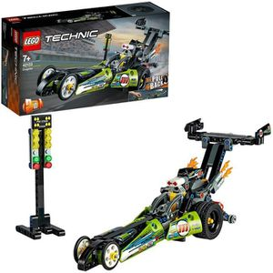 ASSEMBLAGE CONSTRUCTION LEGO® Technic 42103 - Le dragster