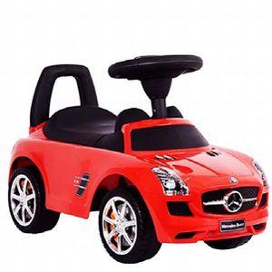 PORTEUR - POUSSEUR Mercedes-benz Porteur Ride-on En Plastic Pour Enfa