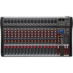 TABLE DE MIXAGE NEUFU 16 Channels Table De Mixage Professionnel Li