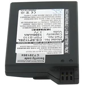 BATTERIE DE CONSOLE Batterie pour SONY PSP 3004