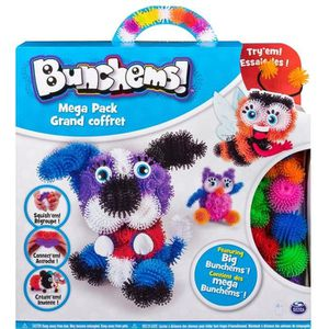 JEU DE SCULPTURE BUNCHEMS Mega Pack Spinmaster