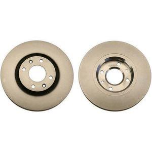 Bosch Disques De Frein Revêtements Devant ø280 Smart Fortwo Coupe 3887716