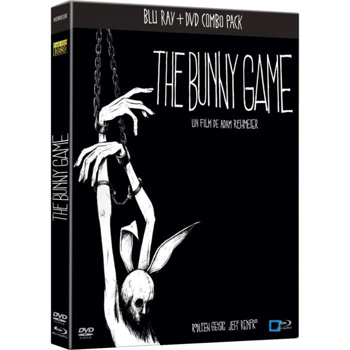 BLU-RAY FILM Blu-Ray Bunny game