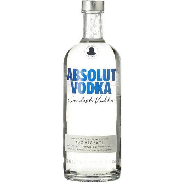 Absolut Vodka 1 litre