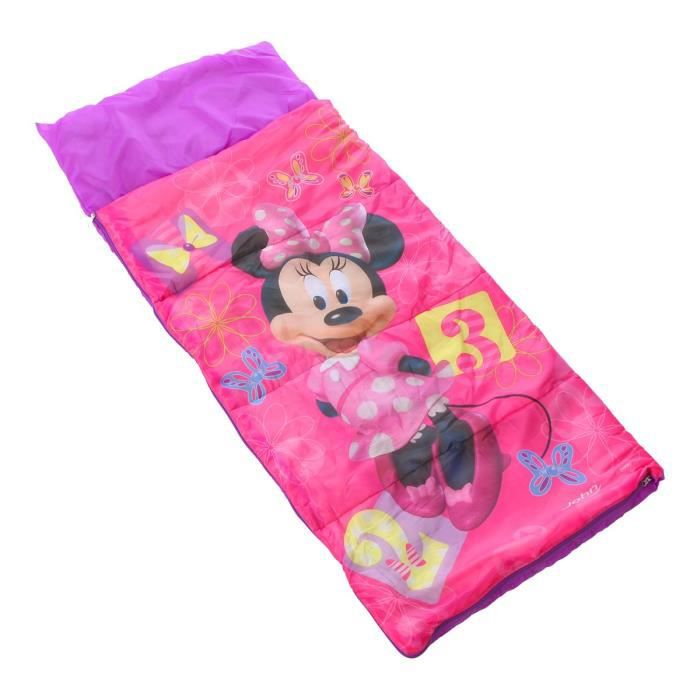 disney sac de couchage minnie 140 x 80 cm achat vente. Black Bedroom Furniture Sets. Home Design Ideas