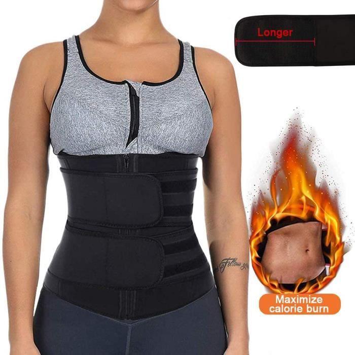 Ceinture abdominale, ceinture abdominale, ceinture abdominale, ceinture de sport, ceinture de sudation, ceinture de fitness, ce[96]