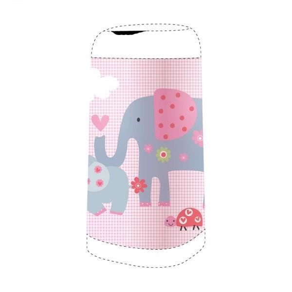 ANGELCARE Housse Décorative pour Bac Dress Up Eléphant