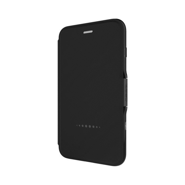 GEAR4 D3O Oxford Coque - iPhone 8 Plus / 7 Plus - Noir