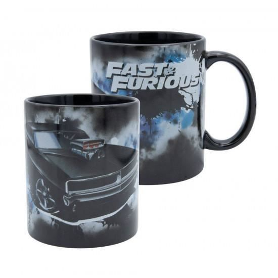 Tasse Fast & Furious Dodge Charger R / T 1970