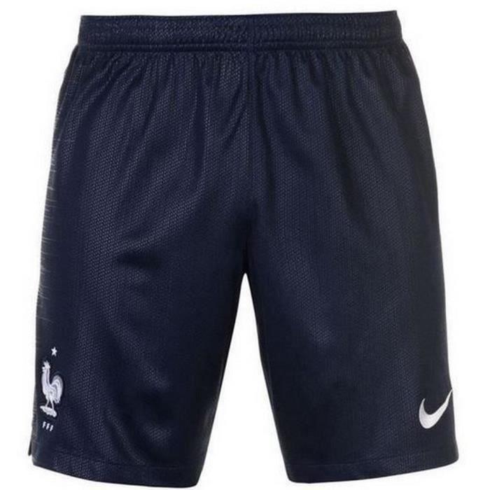 Short Officiel Homme Nike Equipe de France de Football Coupe du Monde 2018
