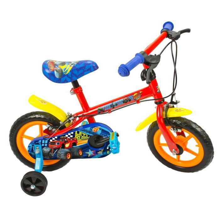 "Vélo 12"" Blaze And The Monster MachineVELO ENFANT (10"" - 12"" - 14"" - 16"")"