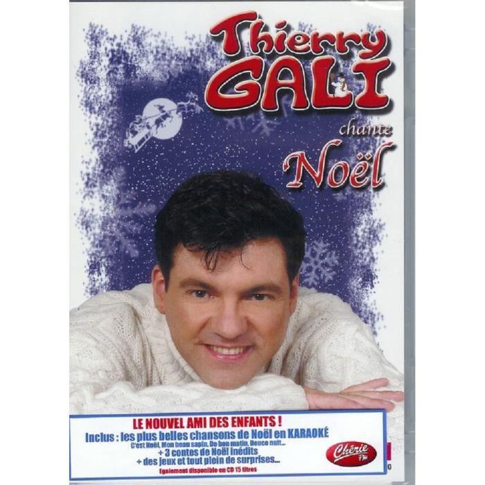 Thierry Gali Chante Noël DVD