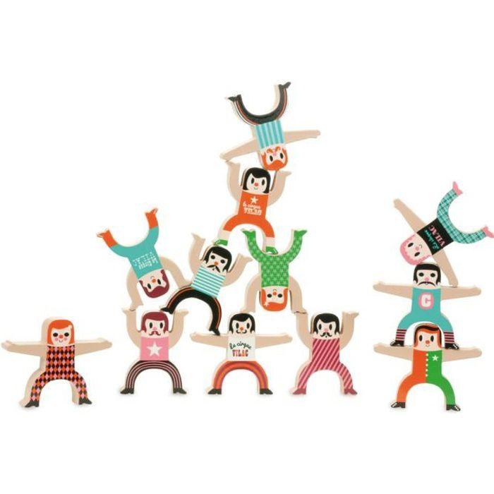 Vilac - Les acrobates équilibristes - VILAC