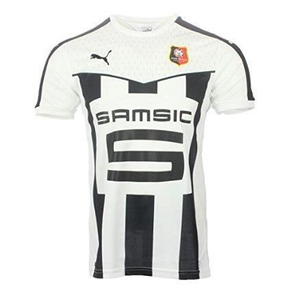 Maillot football rennes exterieur 2015 2016 neuf taille for Maillot rennes exterieur