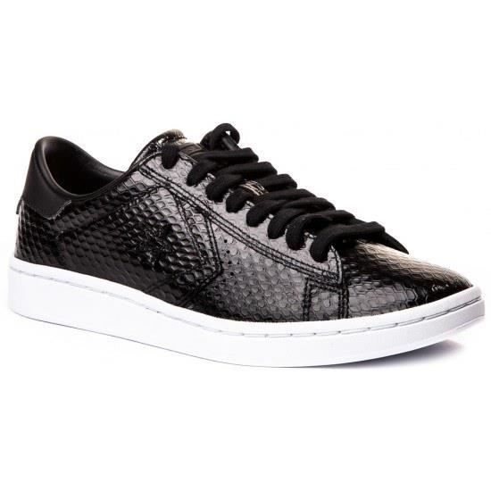 Converse Pro Leather basse Noir