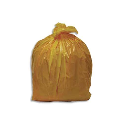 SAC POUBELLE Boite 200 sacs poubelle jaune Tri sélectif 110 …
