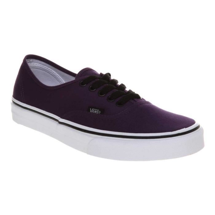 Chaussure Basse VANS Authentic Gothic Grappe Homme Pointure 42,5