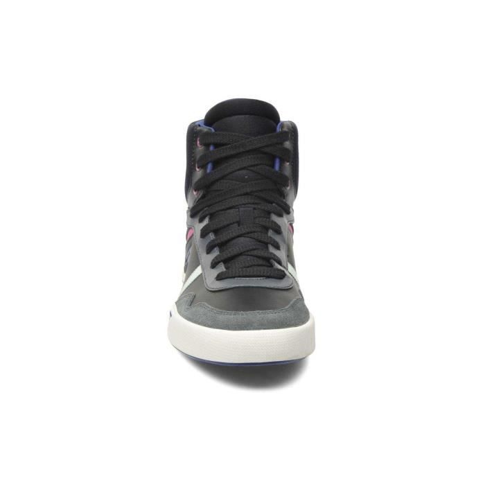 sneaker mi-montante Le Coq Sportif Lecourbe W Leather Black Pointure 38..lcsf29