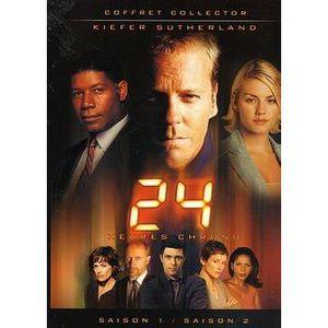 DVD FILM DVD Coffret 24 heures chrono : 24 heures chrono...