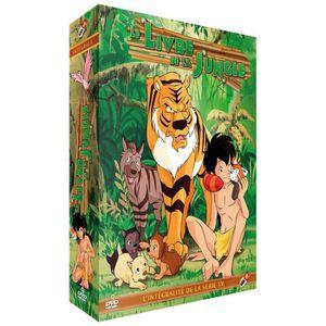 DVD MANGA DVD Le livre de la jungle - (serie tv) integral...