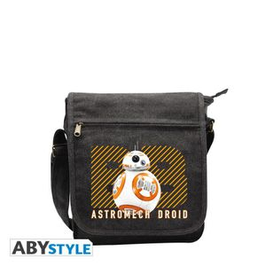 BESACE - SAC REPORTER Sac Besace Star Wars - BB-8 Petit Format - ABYstyl
