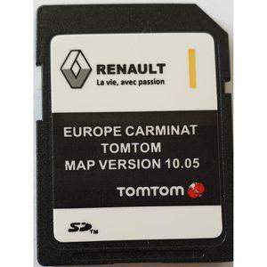 Carte Sd Gps Renault