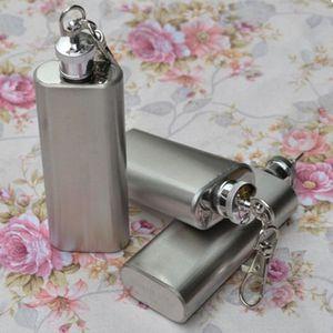 FLASQUE XCH60804545 Mini 2 oz en acier inoxydable Flasque