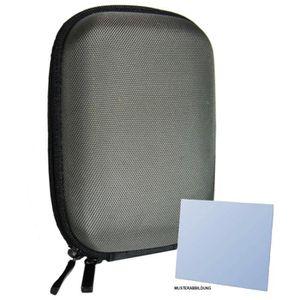 APPAREIL PHOTO COMPACT Equipster étui rigide gris pour votre appareil pho