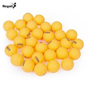 BALLE DE TENNIS REGAIL Lot de 30 3-star Balles de table en teenis