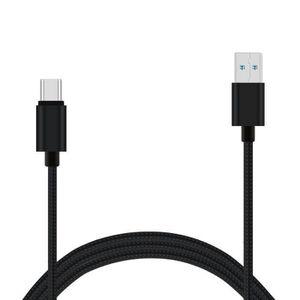 CÂBLE TÉLÉPHONE Câble USB Type C 1 m cable chargeur samsung galaxy