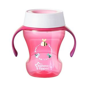 TASSE D'APPRENTISSAGE TOMMEE TIPPEE Tasse 360° Fille 6m+ - Rose (Lot de
