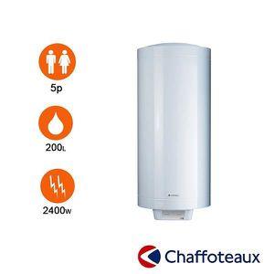 CHAUFFE-EAU Chauffe-eau hpc 2 - 200l vertical mural Ø560 - cha
