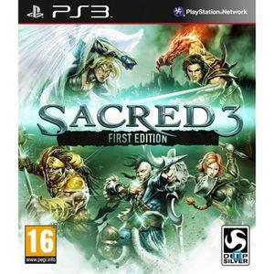 JEU PS3 Sacred 3 First Edition Jeu PS3