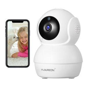 CAMÉRA DE SURVEILLANCE Kit de Surveillance FLOUREON Sans Fils 1080P Camér
