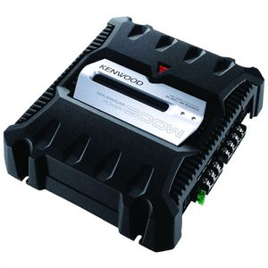 HAUT PARLEUR VOITURE Kenwood KAC-6104D Amplificateur 600W mono class D