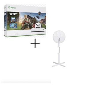 CONSOLE XBOX ONE Xbox One ALL DIGITAL + Fortnite limited edition
