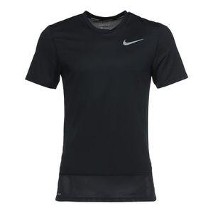 T-SHIRT NIKE T-Shirt Brthe Chllgr - Homme - Noir