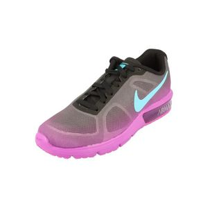 BASKET Nike Femmes Air Max Sequent Running Trainers 71991