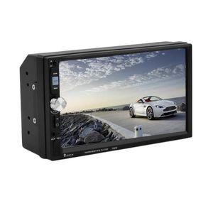 AUTORADIO 7080b voiture lecteur vidéo 7 pouces avec écran ta