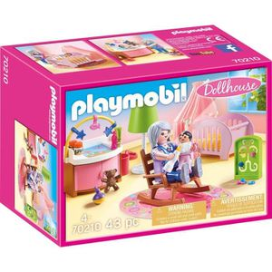 UNIVERS MINIATURE PLAYMOBIL 70210 - Dollhouse La Maison Traditionnel
