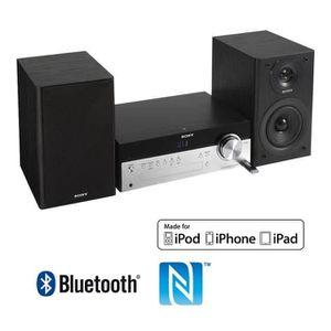 CHAINE HI-FI SONY CMT-SBT100 Micro-chaîne HiFi bluetooth NFC