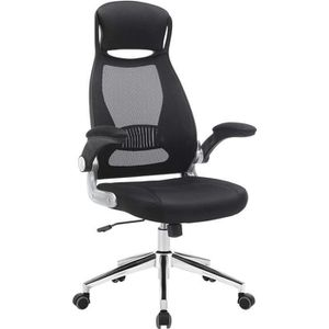 CHAISE DE BUREAU SONGMICS Chaise de bureau ergonomique Pivotant - H
