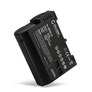 BATTERIE APPAREIL PHOTO CELLONIC® Batterie Compatible avec Nikon 1 V1 D700
