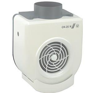 VMC - ACCESSOIRES VMC Extracteur centrifuge de cuisine 250 m3/h CK 25 N