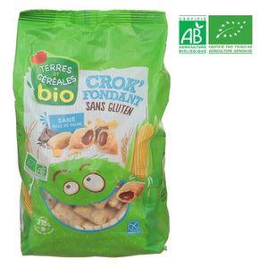 CÉRÉALES FORME Céréales Crok' fondant Sans gluten bio 375g