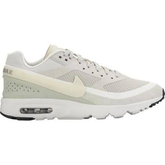 chaussures de sport d4755 419f0 NIKE AIR MAX BW ULTRA Beige - Achat / Vente basket - Soldes ...
